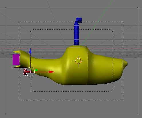 jorge-lizama-cybermedios-beatles-3d-yellow-submarine