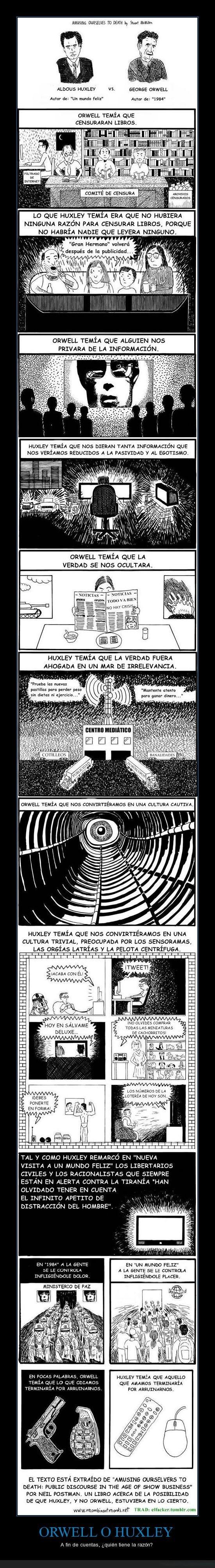 chipalienados-orwell-vs-huxley
