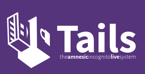 Tails Logo - Labeled for Reuse