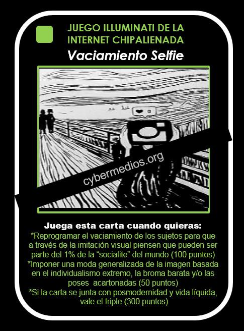 cybermedios-lizama-internet-chipalienada-juego-illuminate-vaciamiento-selfie
