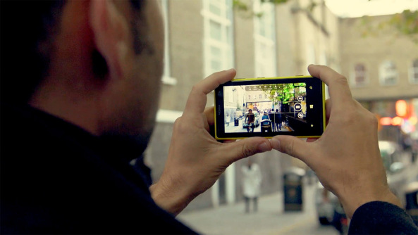Smartphone camera street photography review